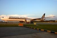 シンガポール航空、1月18日の羽田線再開を延期の画像
