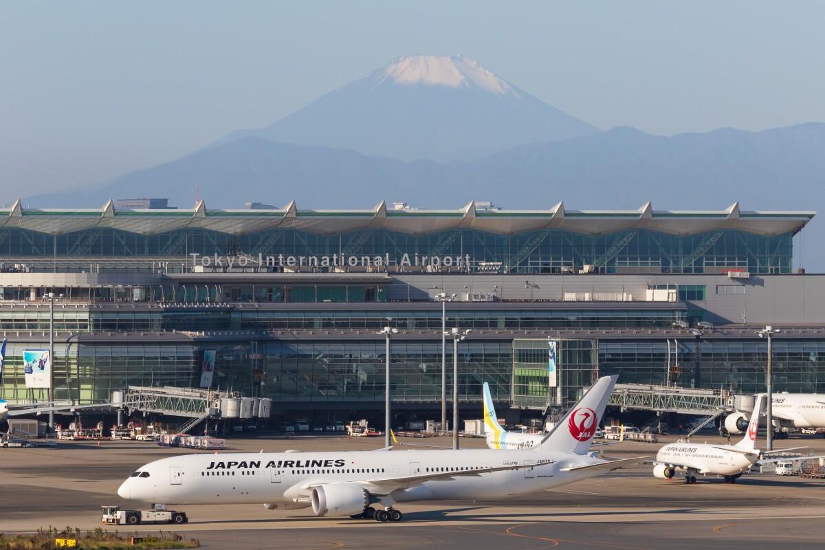 ニュース画像 1枚目:羽田空港 イメージ (walker2000さん撮影)