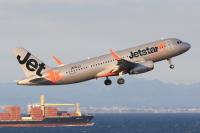 ジェットスター、2月の国内線 減便率65%の画像