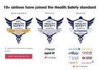 APEX、衛生安全基準を満たす航空会社12社を発表 の画像