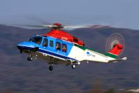 ニュース画像:新潟県消防防災ヘリ、上空から雪崩調査を実施
