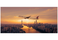 カタールと中国南方航空、コードシェア開始 ドーハ/広州線からの画像
