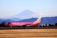 FDA、2021年夏スケジュール 41路線で1日82便を運航の画像