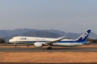 ANA、成田からジブチへ787-9でチャーター便を運航の画像
