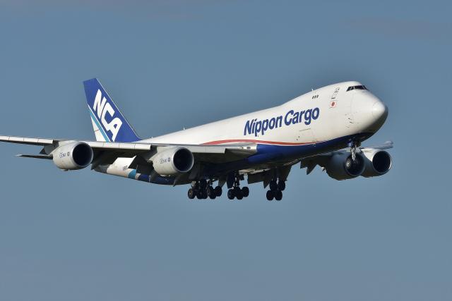 ニュース画像 1枚目:日本貨物航空イメージ(qooさん撮影)