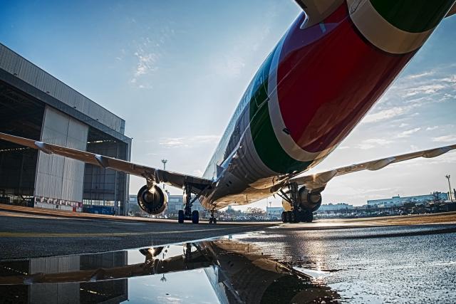 ニュース画像 1枚目:アリタリア航空 777