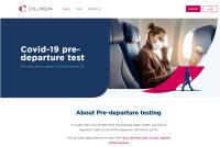 ニュース画像:シンガポール航空、コロナ検査の予約・結果受け取りをオンライン化