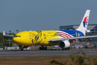 マレーシア航空、成田/クアラルンプール線 2月中旬に3日間運休の画像
