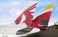 ニュース画像:カタールとイベリア航空、コードシェア提携を拡大