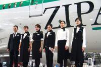ZIPAIR、客室乗務員が案内するオンライン機体見学ツアー開催の画像