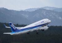 ニュース画像:ANA、2月国内線 減便率57%に拡大