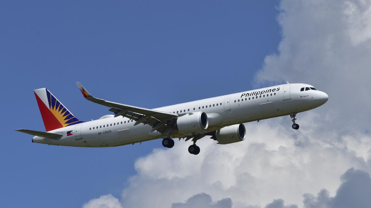 ニュース画像 1枚目:フィリピン航空 イメージ(パンダさん撮影)