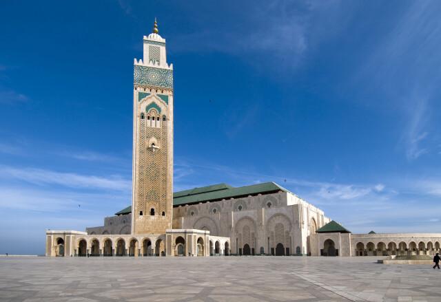 ニュース画像 1枚目:カタール航空就航地のカサブランカ イメージ