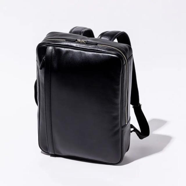 ニュース画像 1枚目:スターフライヤー「Leather Backpack ビジネスバックパック」