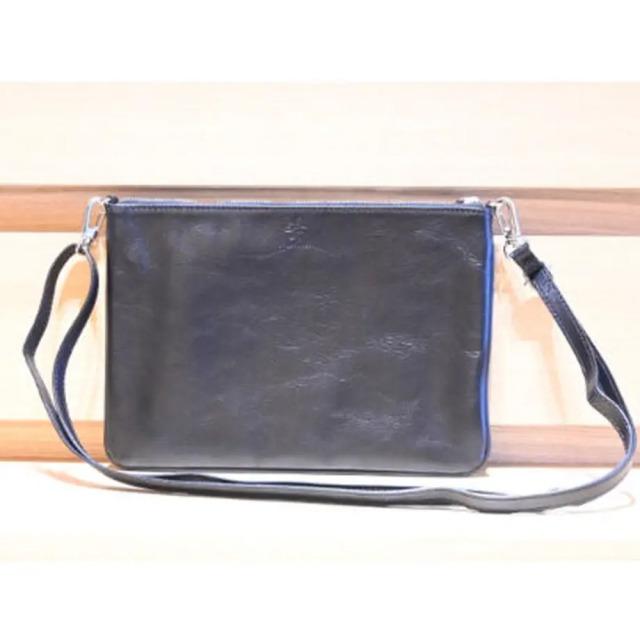 ニュース画像 1枚目:スターフライヤー「Leather Mini Shoulder Bag ミニショルダーバッグ」