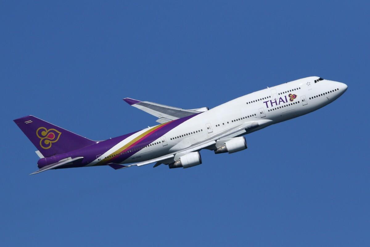 ニュース画像 1枚目:タイ国際航空 イメージ(デデゴンさん撮影)