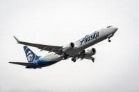 アラスカ航空、737-9 MAX受領 定期便投入前に慣熟訓練の画像