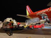 ニュース画像:ベトジェットエア、航空貨物業界誌アワードで2つの賞を獲得