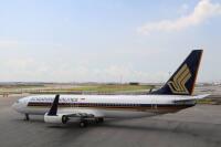 ニュース画像 2枚目:シンガポール航空 737-800