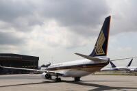 ニュース画像 4枚目:シンガポール航空 737-800