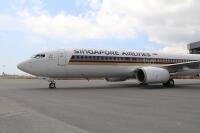 ニュース画像 5枚目:シンガポール航空 737-800
