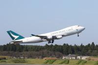 ニュース画像:キャセイ、成田空港勤務の貨物サービス契約社員を募集