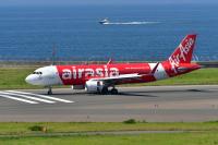 ニュース画像:エアアジア・ジャパンの最後の1機、A320「JA01DJ」が離日