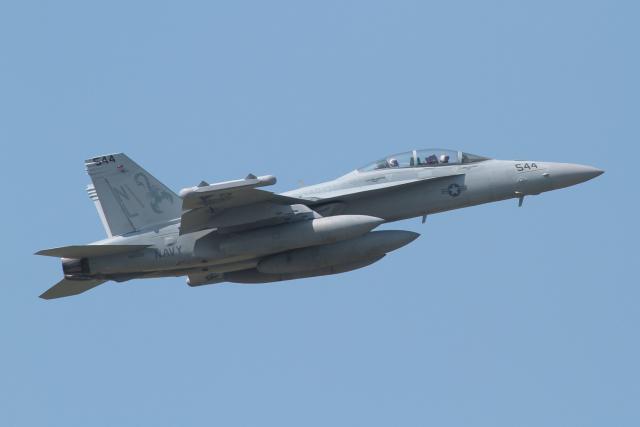 ニュース画像 1枚目:EA-18Gグラウラー イメージ (西風さん撮影)