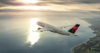 ニュース画像:デルタ、フォーチュン誌「世界で最も賞賛される航空会社」に