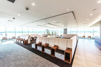 ニュース画像:福岡空港、国内線ターミナルに「ラウンジTIME/サウス」オープン
