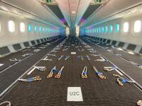 ニュース画像:ケニア航空、787で初プレイター 旅客機の貨物輸送仕様