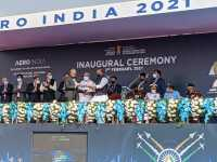 ニュース画像:アエロ・インディア開幕、ニューノーマル方式で開催