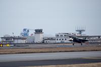 ニュース画像:横田基地、岩国所属の戦闘機が訓練のため飛来 2月7日に帰投
