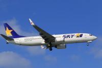 ニュース画像:スカイマーク、羽田/新千歳・福岡で追加便 2月中旬に各2往復