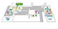 ニュース画像:佐賀空港、国内線出発ロビーと搭乗待合室 東側増築ビルに移転
