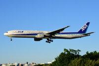 ニュース画像:ANAの777-300、「JA757A」が離日