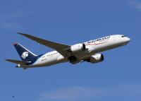 ニュース画像:アエロメヒコ航空、成田/メキシコシティ線 4月末まで運休