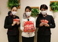 ニュース画像:JALグループ、オリジナルデザイン「ガーナミルクチョコレート」配布