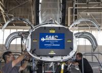 ニュース画像:F-16にAESAレーダー搭載改修試験の準備始まる エドワーズAFB