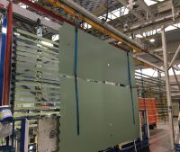 ニュース画像:A321XLR、最終組み立てに向けパーツ製造着々と