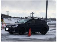 ニュース画像:新千歳空港、空港除雪作業の省力化・自動化めざし実証実験