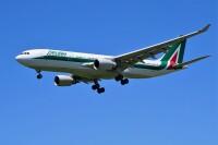 ニュース画像:アリタリア航空、羽田/ローマ線の就航 4月に再延期