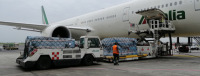 ニュース画像:アリタリア航空、成田/イタリア間の貨物便を増便 3月から