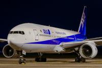 ニュース画像 2枚目:翼を休める「JA705A」 (Masaki_747さん撮影)
