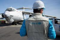 ニュース画像:ユニセフ、主要航空会社と提携 世界各地にワクチン輸送