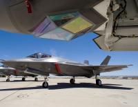 ニュース画像:さらに進歩したF-35の眼、アドバンスドEOTS