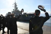 ニュース画像:すずなみ、パキスタン海軍AMAN21に参加