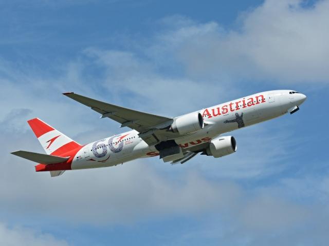 ニュース画像 1枚目:オーストリア航空イメージ (mikizouさん撮影)