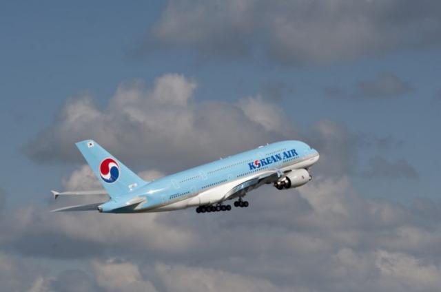ニュース画像 1枚目:大韓航空 A380