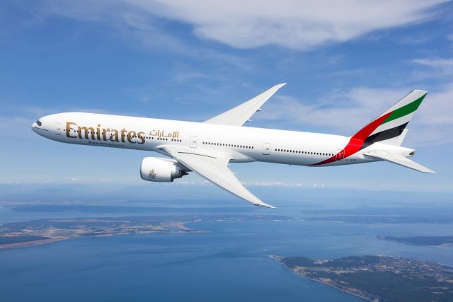 ニュース画像 1枚目:エミレーツ航空